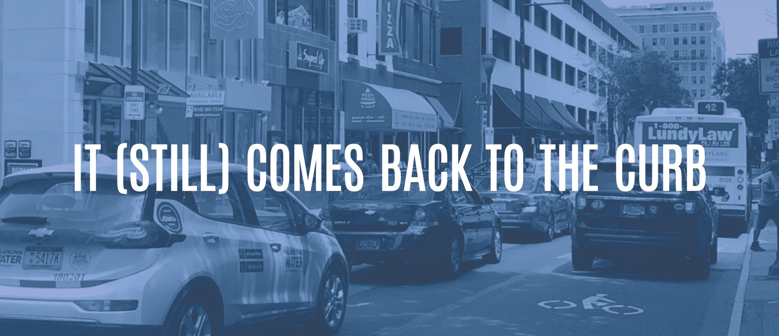 Blog Title - It (still) comes back to the curb