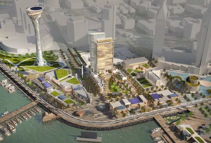 Protea Waterfront Development